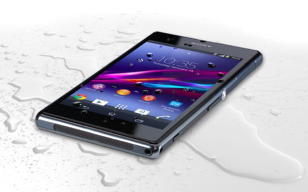 """Sony Xperia Z1 - À Prova D'Água """"Pero No Mucho?"""" 5"""