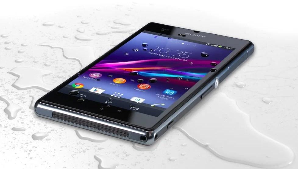 """Sony Xperia Z1 - À Prova D'Água """"Pero No Mucho?"""" 6"""