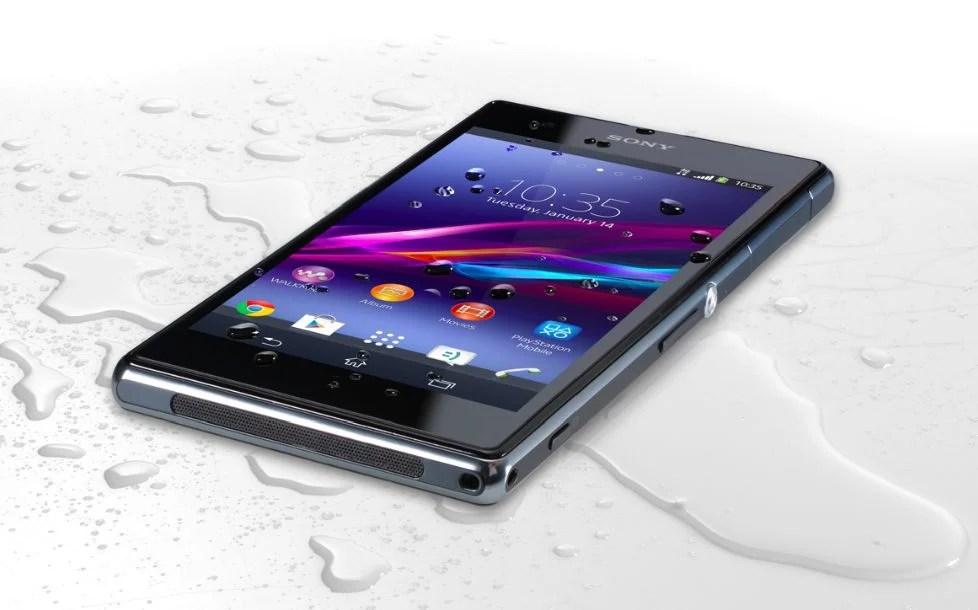 """Sony Xperia Z1 - À Prova D'Água """"Pero No Mucho?"""" 7"""
