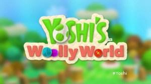 """captura de tela 466 - """"Yoshi's Wooly World"""" é o jogo mais lindo que você já viu"""
