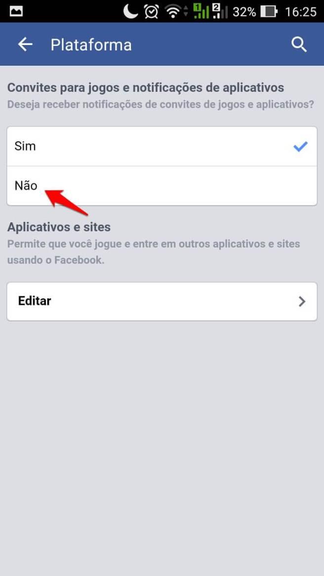 facebook notificaes 6 - Tutorial: Como desativar as solicitações de jogos no Facebook