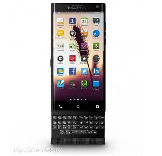 the blackberry venice could be available this november with android or bb10 aboard 1 - Vazaram imagens do suposto smartphone da BlackBerry com Android