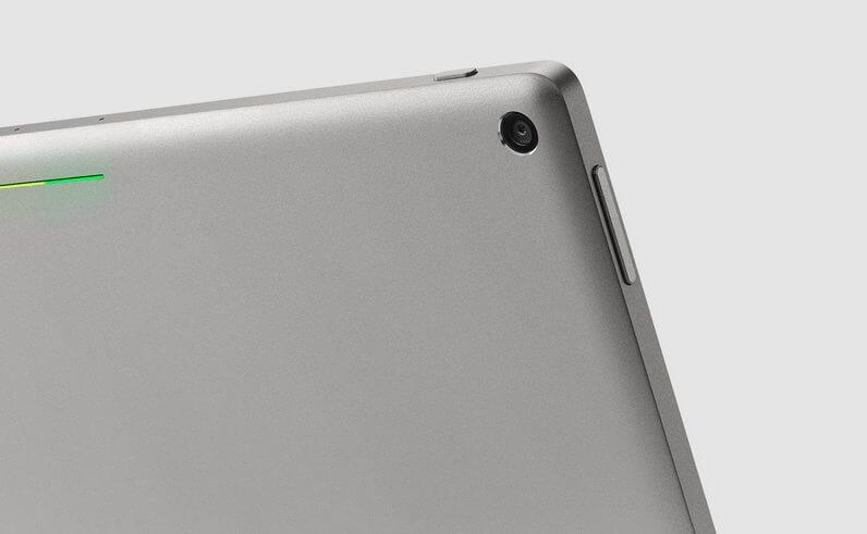 pixel c traseira e1443549249712 - Google lança tablet Pixel C com Android Marshmallow