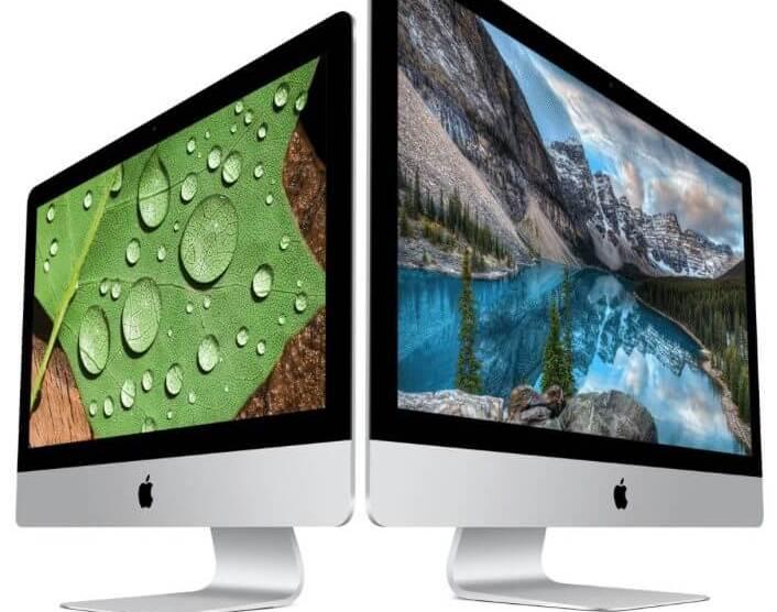 iMacs e acessórios são atualizados pela Apple 3