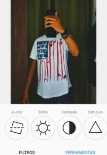 instagram black white android 3 - Instagram testa novo visual preto e branco