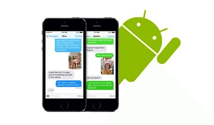 PieMessage-iMessage-Android