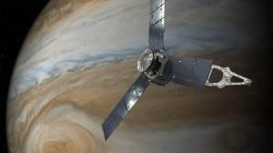Sonda Juno entra com sucesso na órbita de Júpiter 15