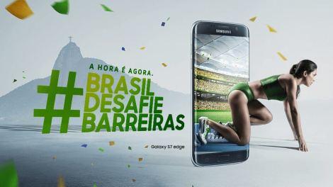 Desafie Barreiras Capa - Promoção Samsung Desafie Barreiras fomenta Jogos Paralímpicos e sorteia 200 kits de produtos