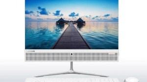 Lenovo anuncia novo all-in-one no Brasil com tela Full HD sem bordas 6