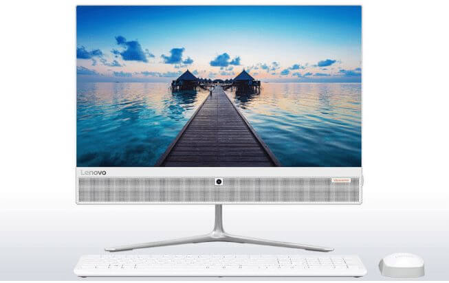 Lenovo anuncia novo all-in-one no Brasil com tela Full HD sem bordas 5