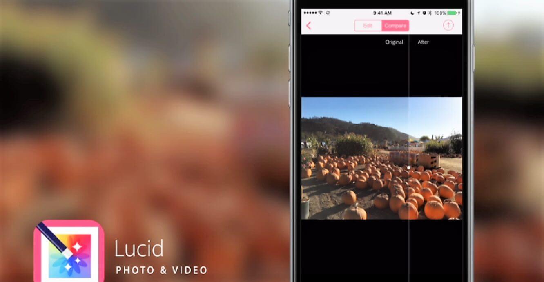 lucid 6 - App Lucid só precisa de um toque para melhorar (de verdade) suas fotos no iPhone