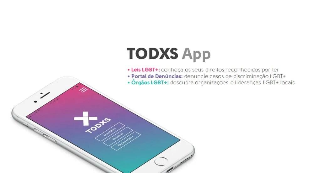 TODXS app: mais direitos e representação para a comunidade LGBT+ 5