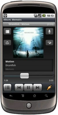 winamp for android - Winamp Music Player é lançado para o sistema Android