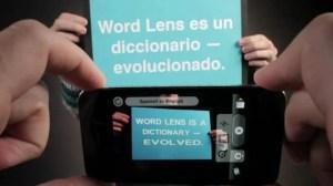 Aplicativo para o iPhone traduz imagens da câmera em tempo real 8