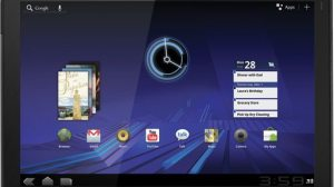 Review completo: Motorola XOOM WiFi e 3G (vs. iPad 2): 20