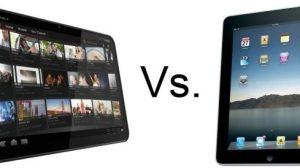 motorola xoom vs apple ipad 0 - Comparativo: Morotola XOOM vs. iPad