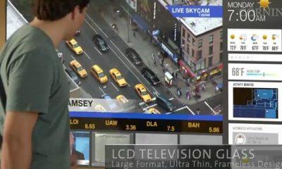 A Day Made of Glass - Vídeo: um dia feito de vidro...