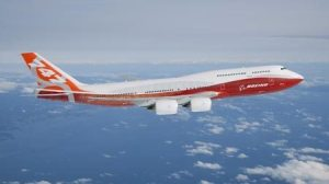 Boeing 747-8 Intercontinental 7