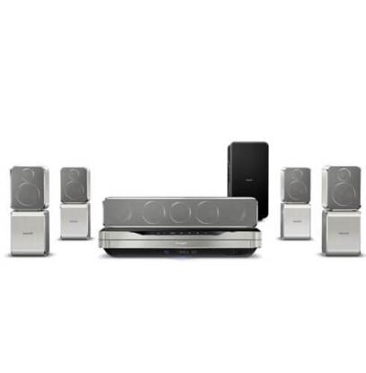 PIHTS952055 g - Review: Home Theater Philips 5.1 Blu-ray 3D - HTS9520