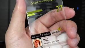 Smartphones e gadgets transparentes num futuro muito próximo 8