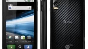 Motorola Atrix da AT&T: atualização  4.1.83 já está disponível para o download 9