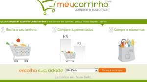 MeuCarrinho: O Buscapé dos Supermercados Online 7