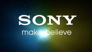 Sony Logo - Sony e Sony Ericsson apresentarão novos produtos nesta quarta-feira
