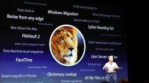 Apple WWDC 2011: Mac OS X Lion 5