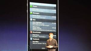 apple wwdc 2011 notificações - Conheça as novidades do iOS 5 para iPhone 3GS e 4, iPad 1 e 2 e iPod Touch 3G e 4G