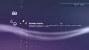 PS3: Atualização do sistema 9