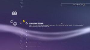 PS3: Atualização do sistema 7