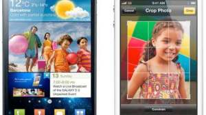 Comparativo: novo iPhone 4S vs. Samsung Galaxy SII 25