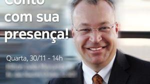 Presidente da Nokia fala sobre o futuro da empresa em São Paulo 15