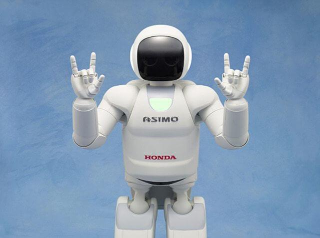 asimo large verge medium landscape - Honda apresenta nova versão do robô ASIMO