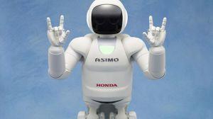 Honda apresenta nova versão do robô ASIMO 7