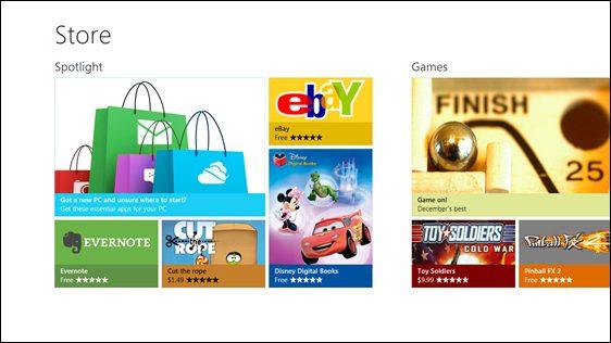 3482 windows store thumb - Microsoft demonstra a nova Windows Store
