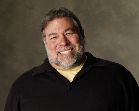 Steve Wozniak - Steve Wozniak, fundador da Apple, também gosta do Android