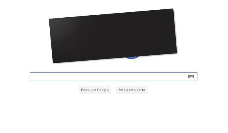 google sopa - Sites amanhecem em protesto contra censura na internet