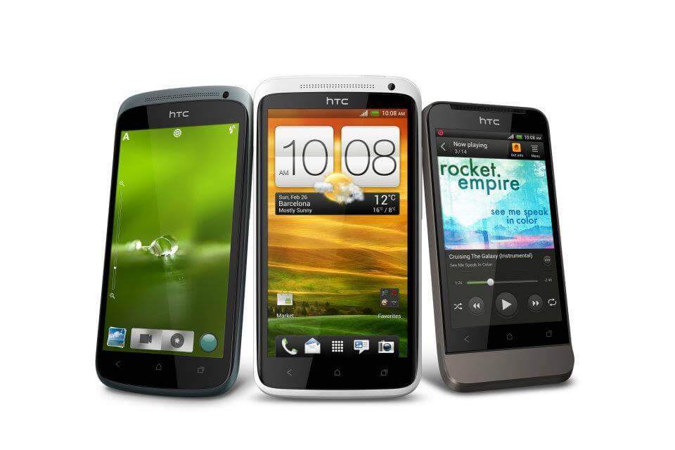 HTC apresenta a família One 4