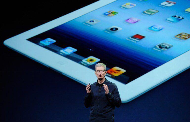 000 140864508 - Novo iPad é mais rápido e com tela de alta definição