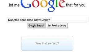 Let me Google that for you: como ajudar aquele amigo preguiçoso 4