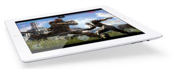 Reprodução Apple - Novo iPad 5