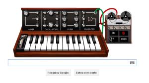 Google homenageia pai do sintetizador 6