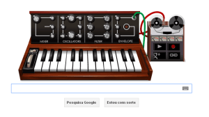 Google homenageia pai do sintetizador 10