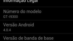 Sai a primeira atualização OTA para o Galaxy S III 6