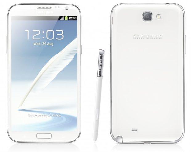 Galaxy Note 2 II - Galaxy Note II é oficialmente anunciado pela Samsung