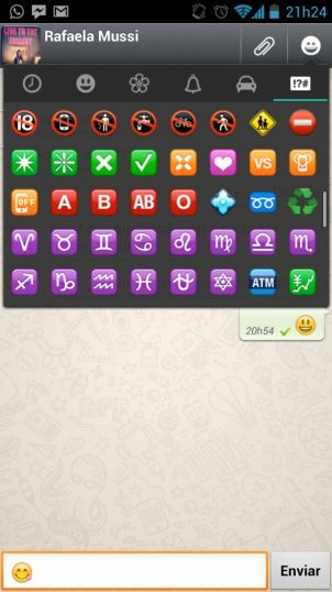 Whatsapp: atualização traz novos emoticons para o aplicativo 8