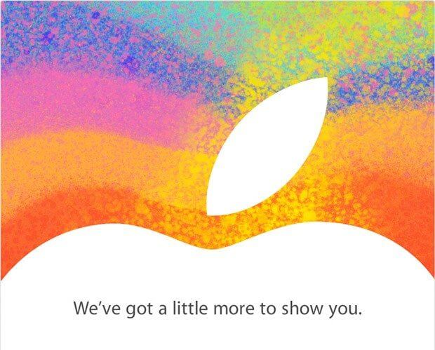 apple ipad mini launch announced official - É oficial: Apple anuncia evento do iPad Mini