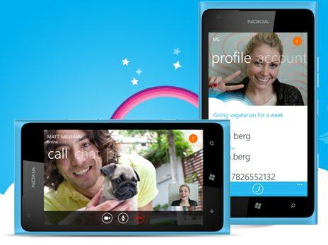 Skype for Windows Phone 8 - Windows Phone 8: A Missão