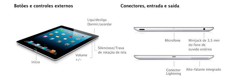 iPad 4 chega ao Brasil sem muito alarde com preços a partir de R$ 1.749,00